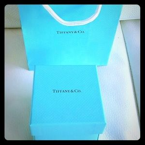 Other - Tiffany &CO lux size parfeum with box and bag
